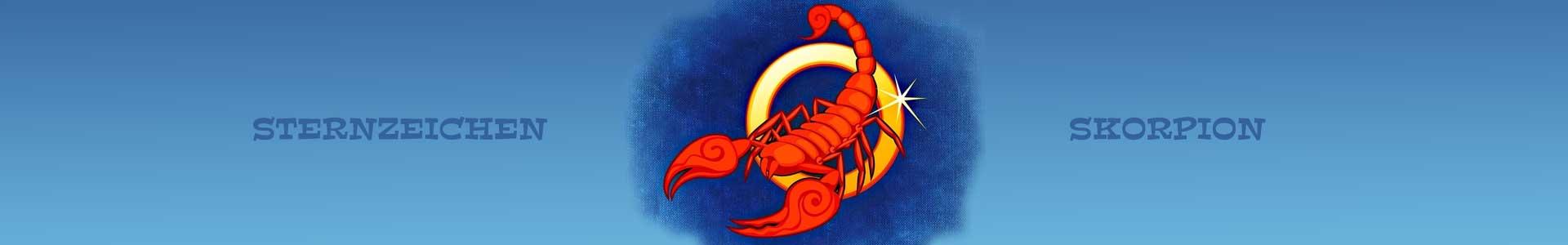 das Sternzeichen Skorpion